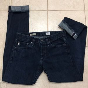 Adriano Goldschmied AG The Matchbox Selvedge Jeans